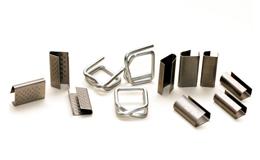 Скобы и пластиковые уголки для ПП ленты стреппинг