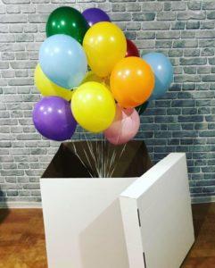 коробки для шаров 1
