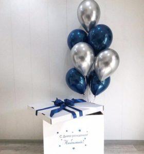 коробки для шаров 3