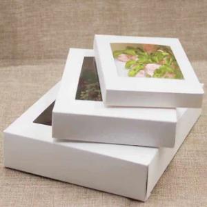 коробки с окном 3