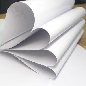 бумага мелованная 1