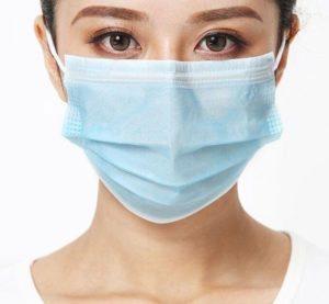 маски одноразовые