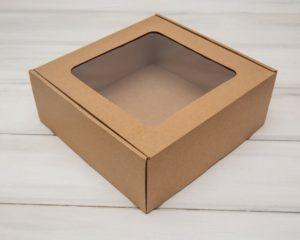 коробки с окнами 1