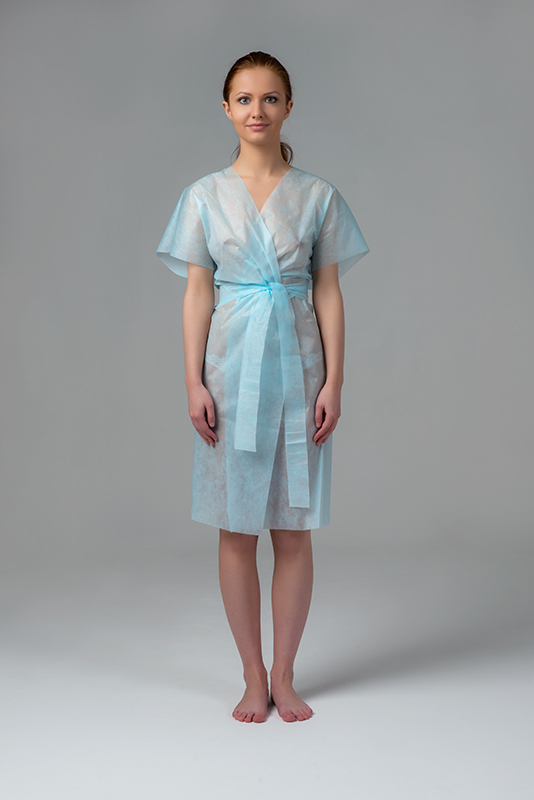одноразовые халаты 1