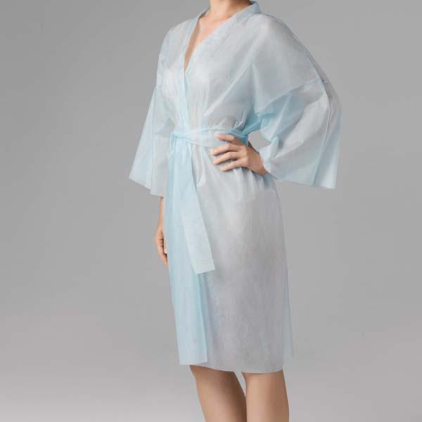 одноразовые халаты 2