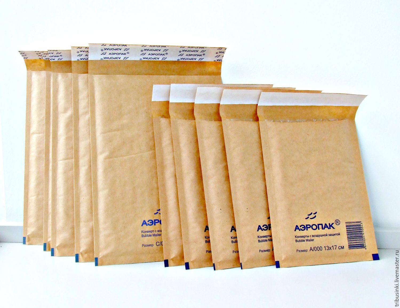 конверт-пакеты (пузырчатая плёнка) 3