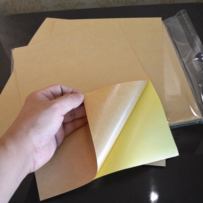 Самоклеющаяся бумага 2